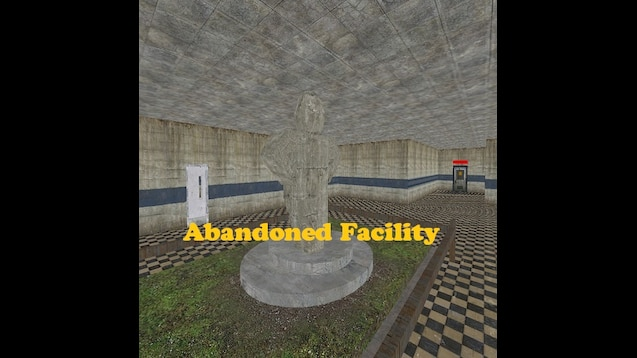 Steam Workshop Abandoned Facility Roblox Flee The Facility