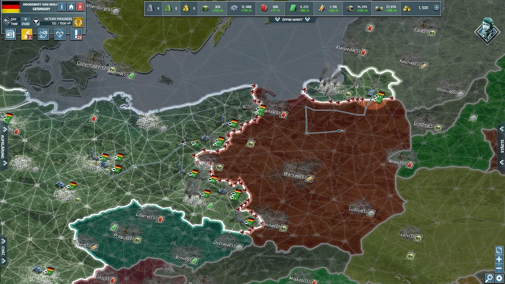 conflict of nations strategy guide