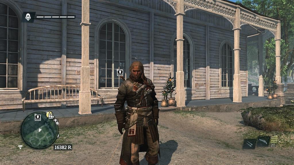 Steam Community Screenshot Templar Armor For Edward Kenway