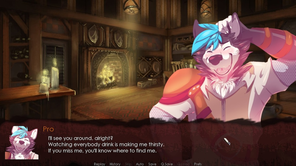Steam Community :: Furry Girl 🐺