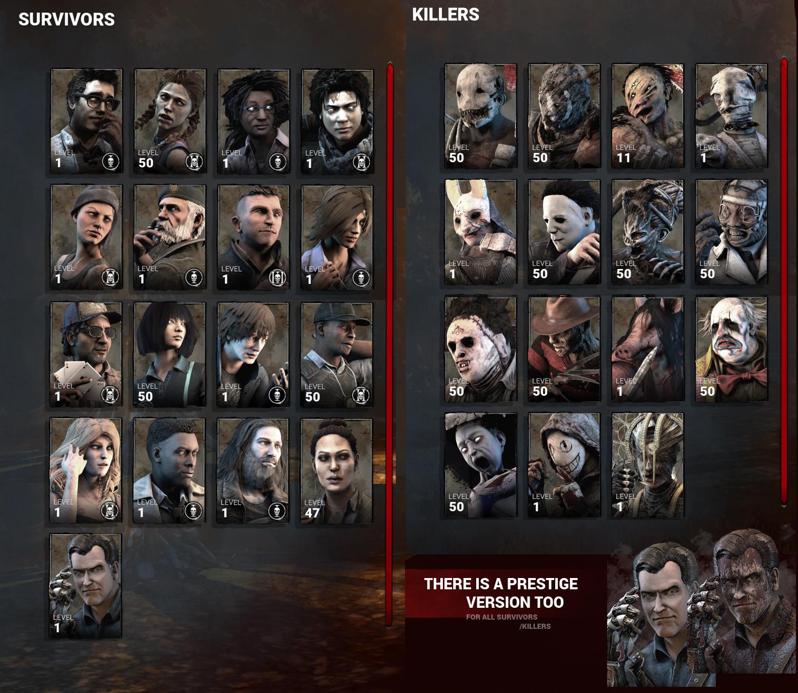 Steam Community :: :: Dbd Custom Portraits (V 3 1)