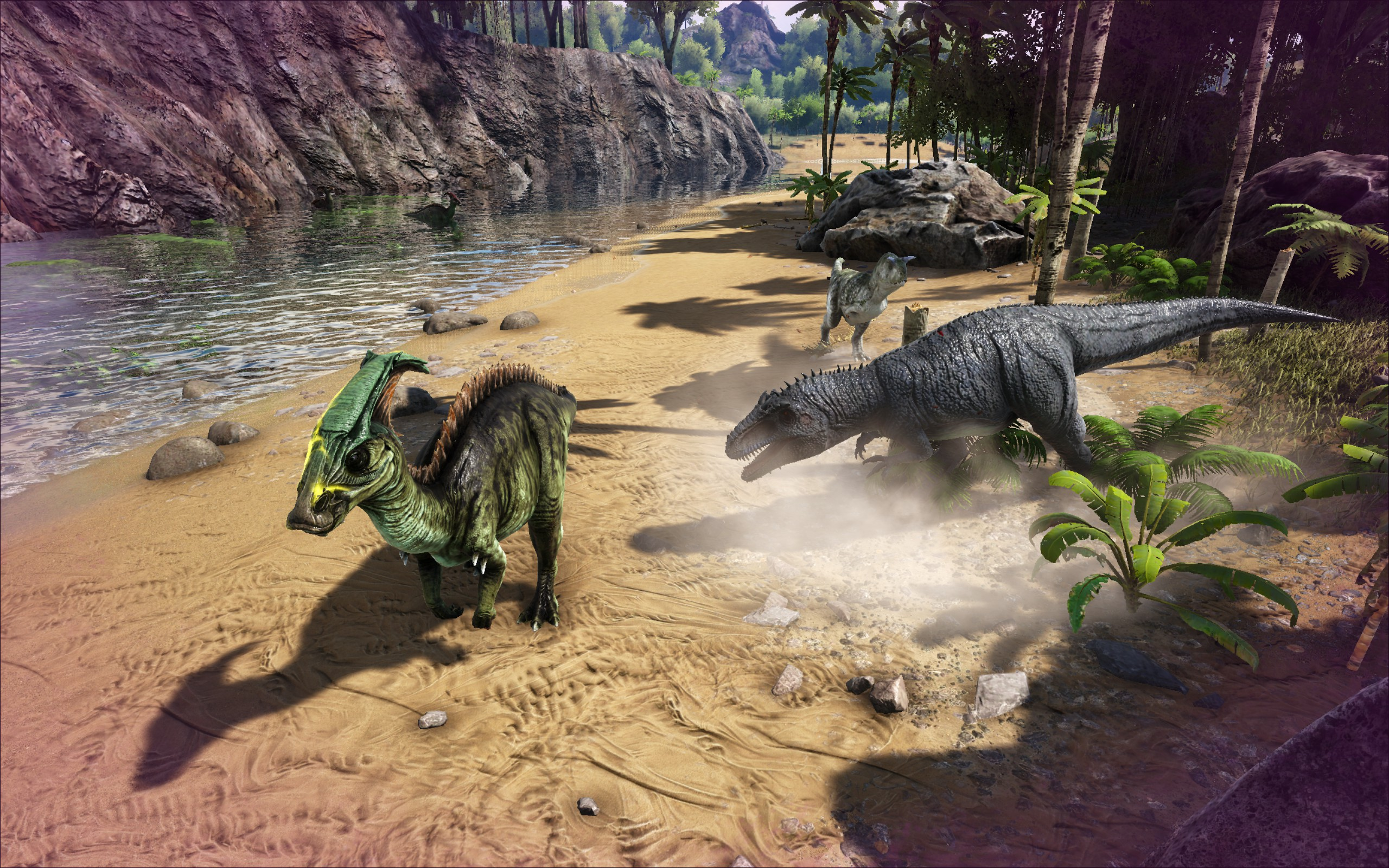 Steam Workshop Realism Plus Survival evolved, the therizinosaurus eats exceptional kibble, megalosaurus kibble, crops, mejoberry, berries, fresh barley, fresh wheat, or soybean, and dried wheat. steam workshop realism plus