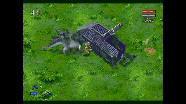 Steam Workshop :: The Lost World: Jurassic Park