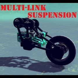 Steam Workshop :: Multi-link-suspension