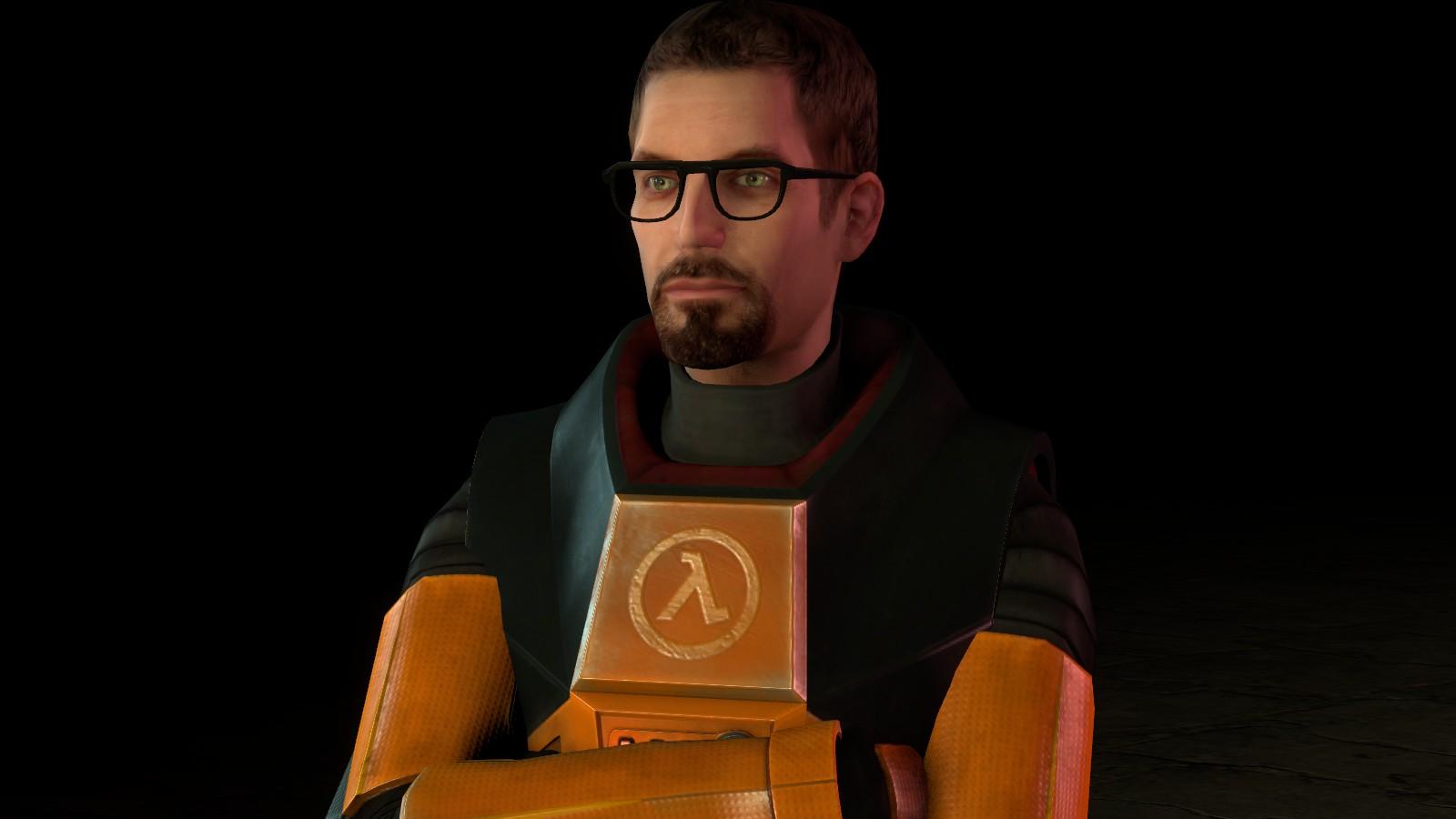 Steam Workshop Black Mesa Gordon Freeman