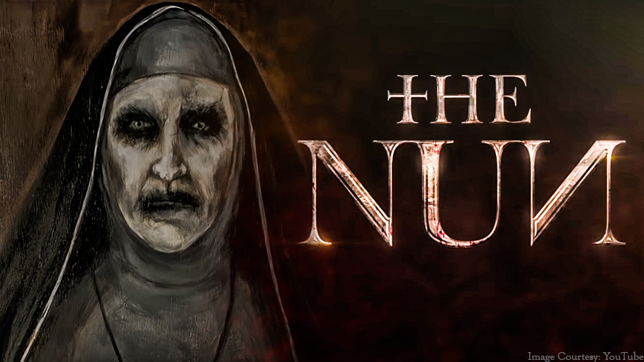 The Nun 2018 Characters