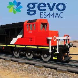 Steam Workshop :: GE ES44AC GEVO