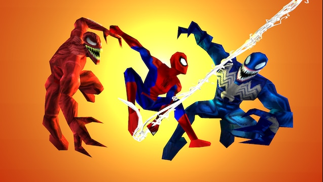 spider man ps1