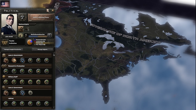 Steam Workshop :: Hearts of Iron: The Man In the High Castle