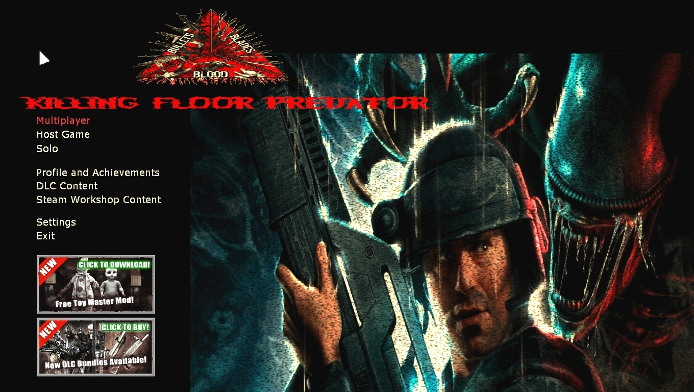 Steam Workshop :: Predator Menu, Load Screen Images [Client