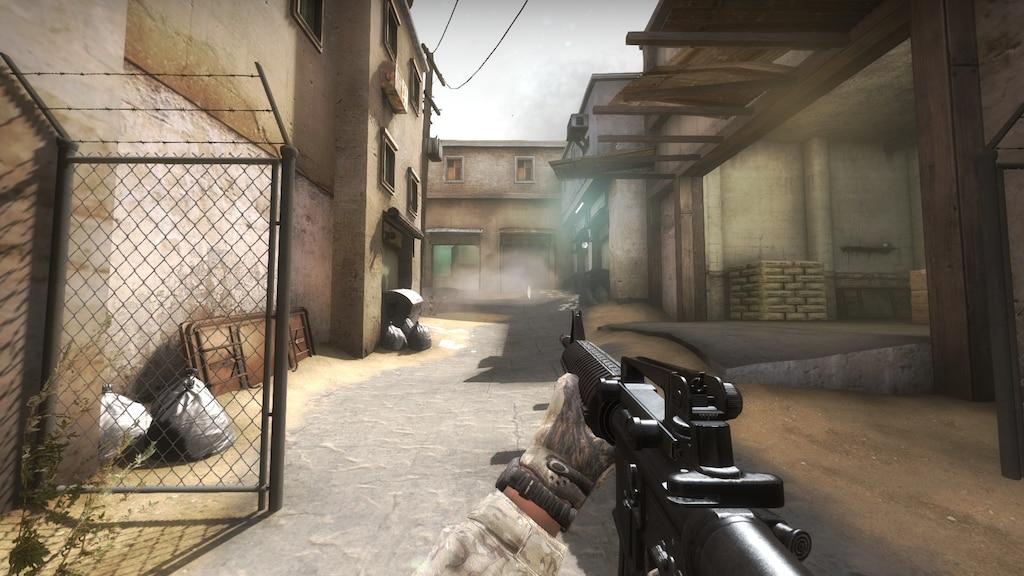 Steam Community Screenshot M16a4 With A2 Handguard Black