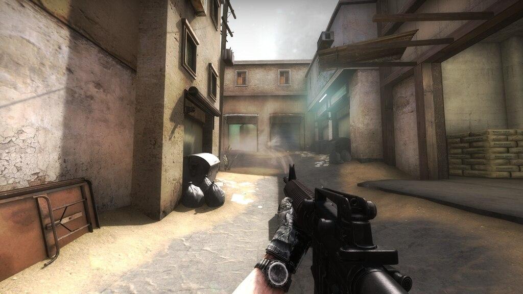 Steam Community Screenshot Colt M16a4 With A2 Handguard