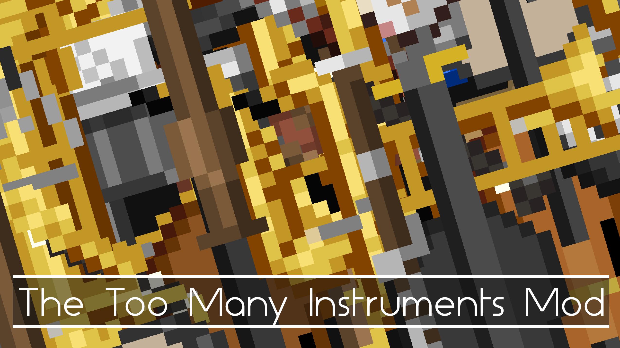 minecraft instruments