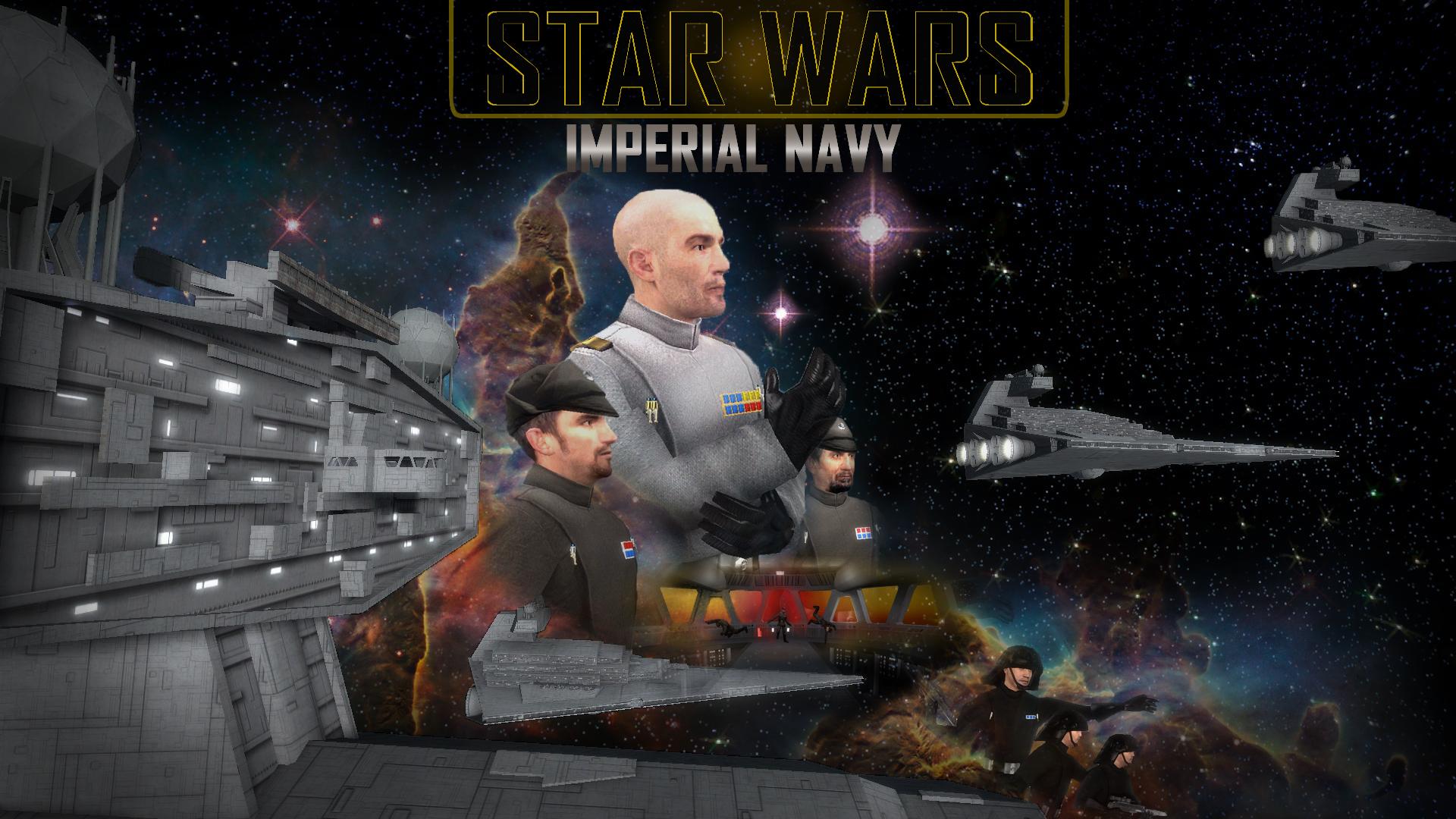 Steam Workshop Star Wars Galactic Empire Navy