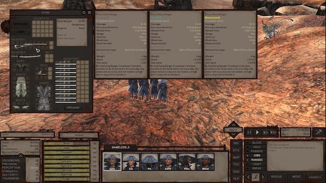 Steam Workshop :: Three Shots Ranger