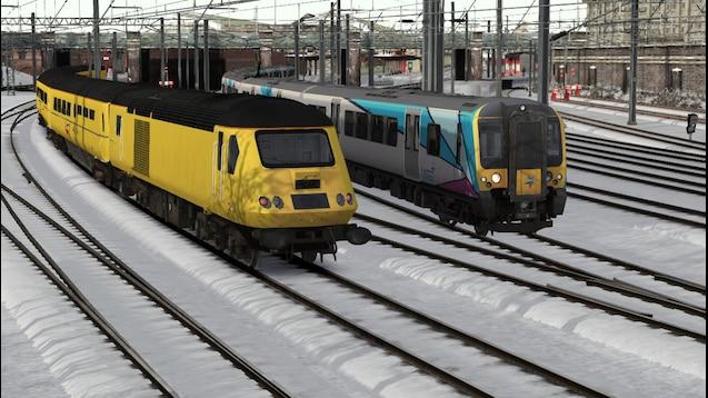 Steam Workshop :: 1S46 10:10 Manchester Airport to Edinburgh