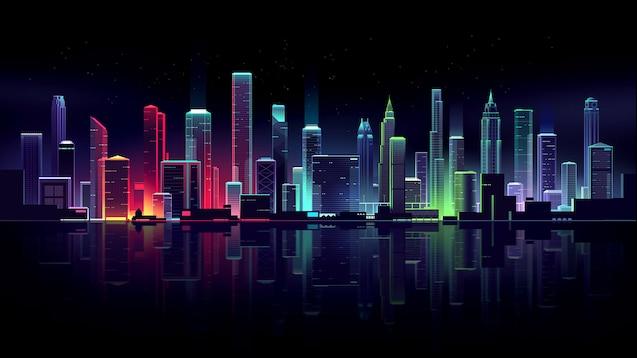 Steam Workshop Neon City 1080p Music
