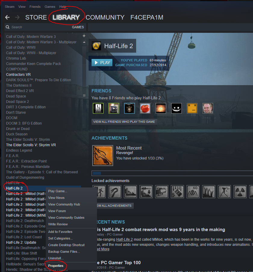 Steam Community :: Guide :: How to install Half Life 2 MMOD