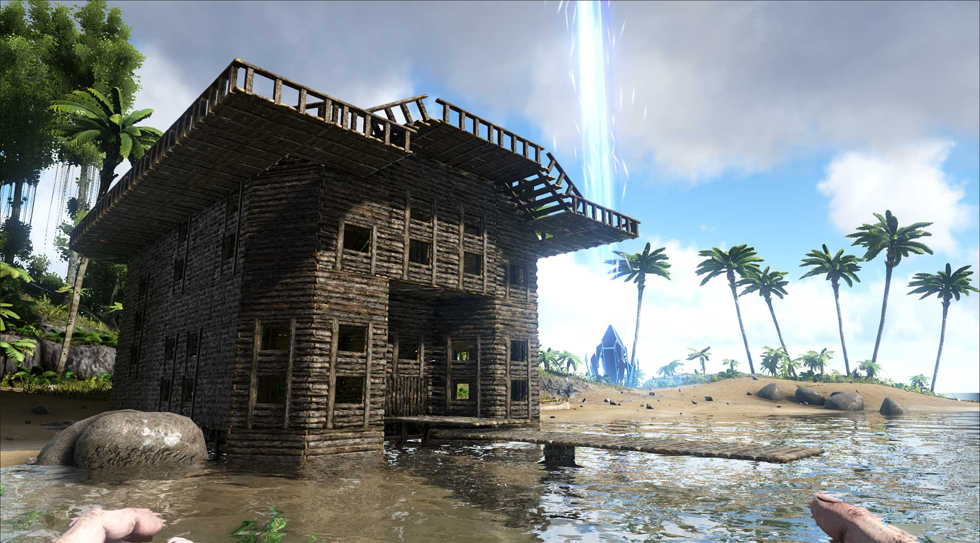 Jan 15 Structures Plus Kibble Rework Beta Is Live Extinction Transfers How To Spawn Wood Door Frame In Ark on