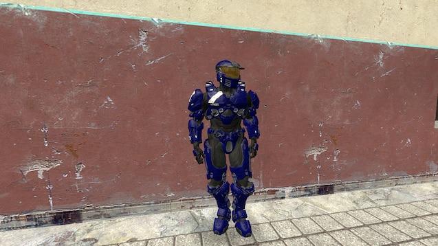 Steam Workshop :: Halo 5 Mark IV Playermodel