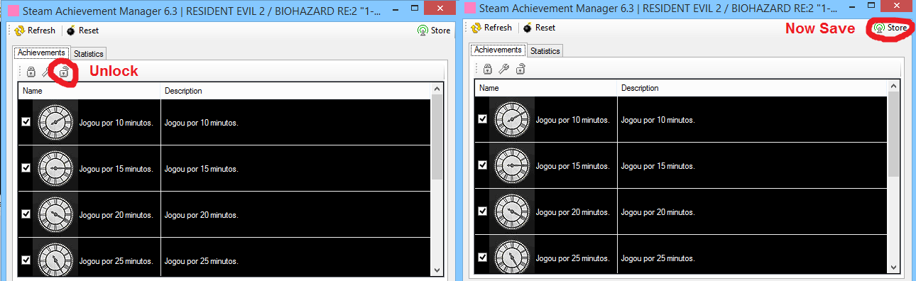 Steam Community :: Guide :: Infinite Time in Demo