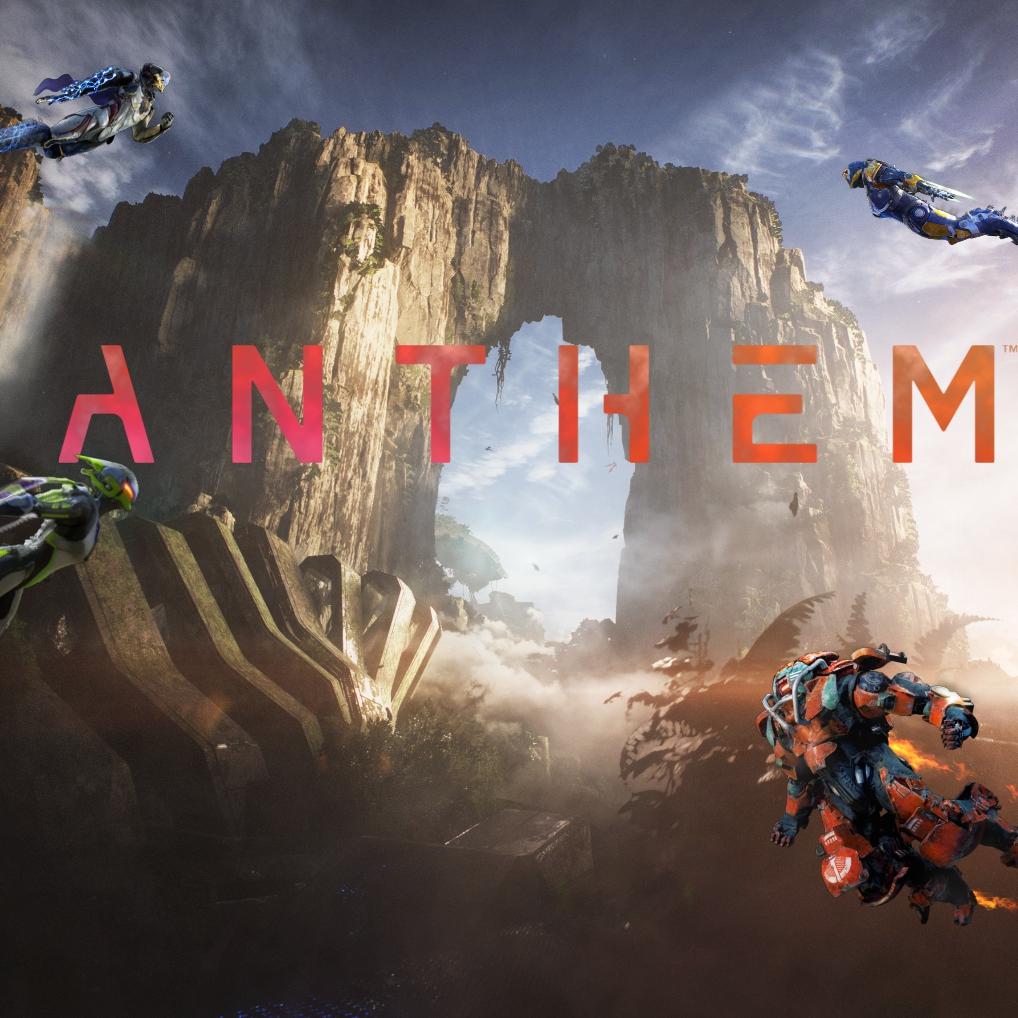 Anthem Animated Wallpaper