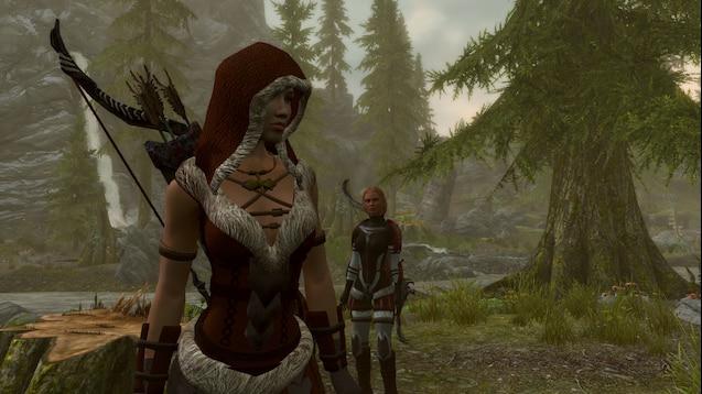 Steam Workshop :: Leather Huntress