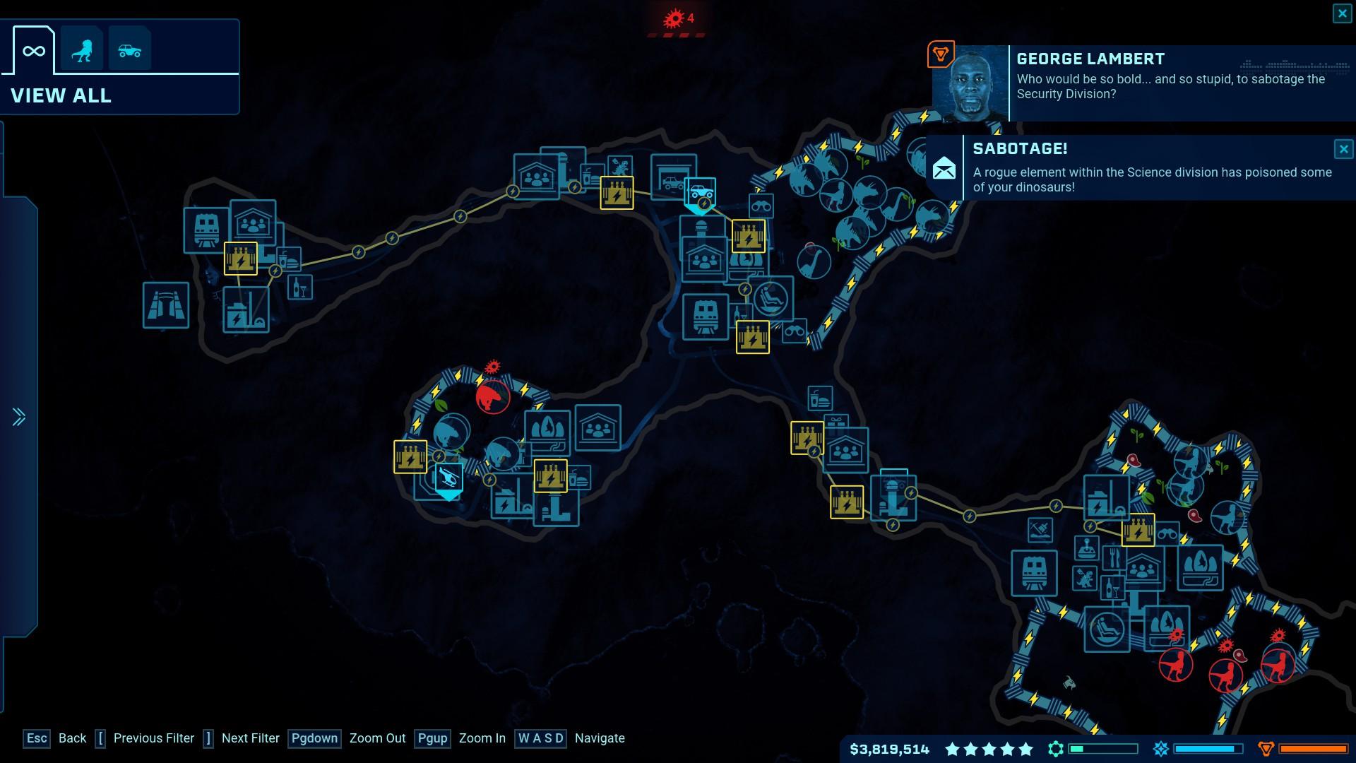 Guide Isla Pena 5 Star Example Jurassic World Evolution General Discussion