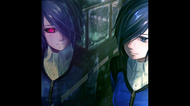 Steam Workshop Touka Rainy Day Toyko Ghoul Animated Wallpaper