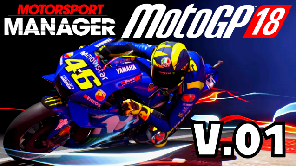2018 MotoGP Mod - V 01 - Skymods