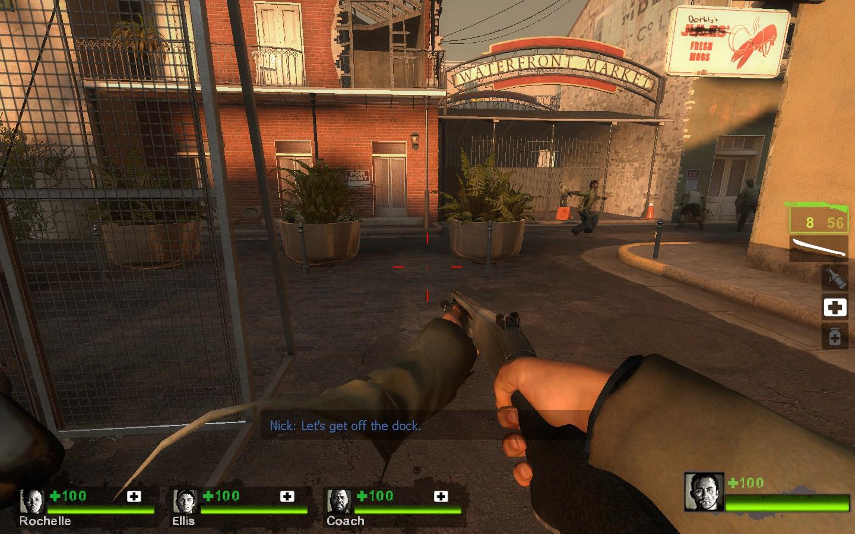 Steam Workshop :: Upgrade L4D Modified Talker (more cut