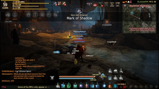 Steam Community :: Guide :: Mark of Shadow (Full guid) +20m in 1h