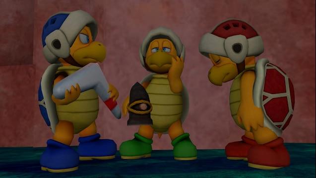 Steam Workshop Super Mario Odyssey Hammer Bros Pack