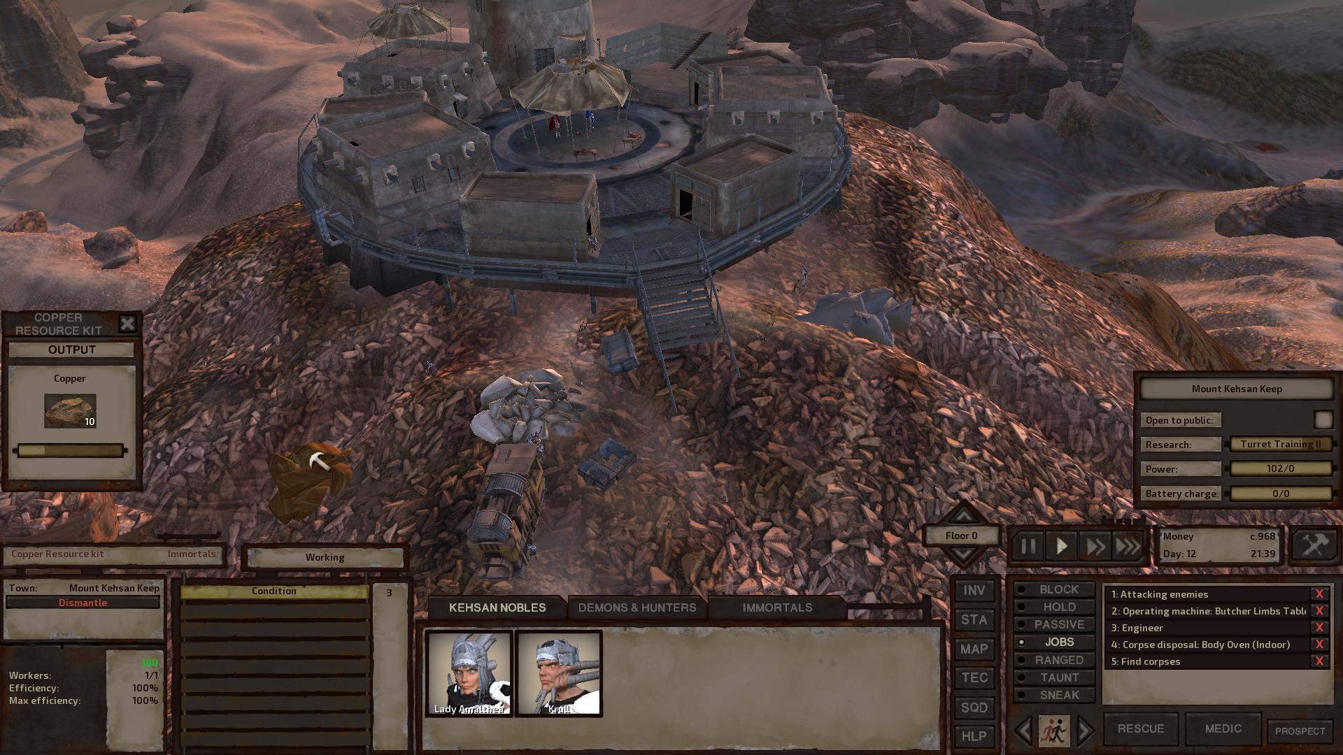 Steam Workshop :: Placeable Iron & Copper Resource