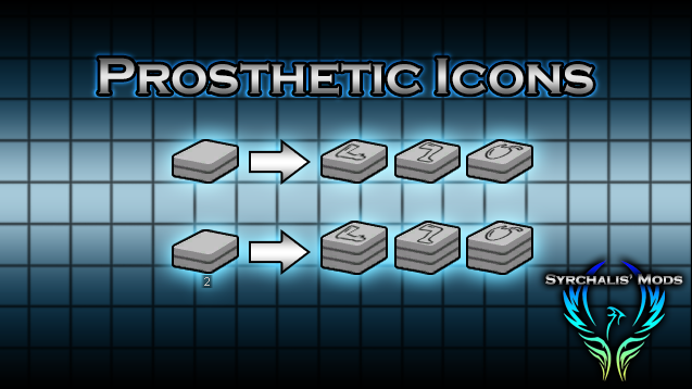 SYR] Prosthetic Icons - Skymods