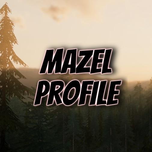 MAZEL - Steam Community