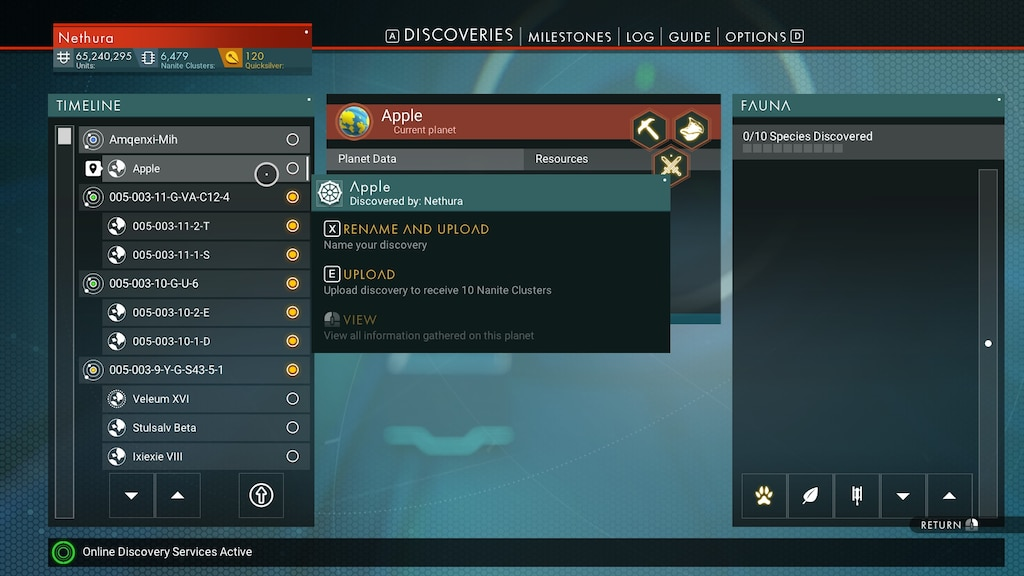 Steam Community :: Screenshot :: A planet named Apple by