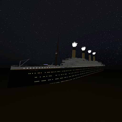 Roblox Titanic How To Lower Ropes