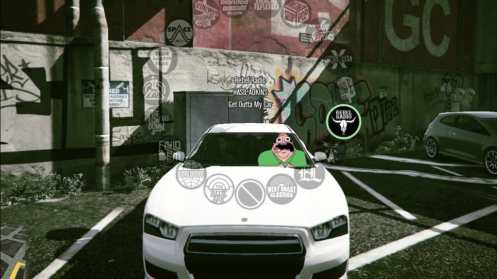 Get Out Of My Car Song Grand Theft Auto V