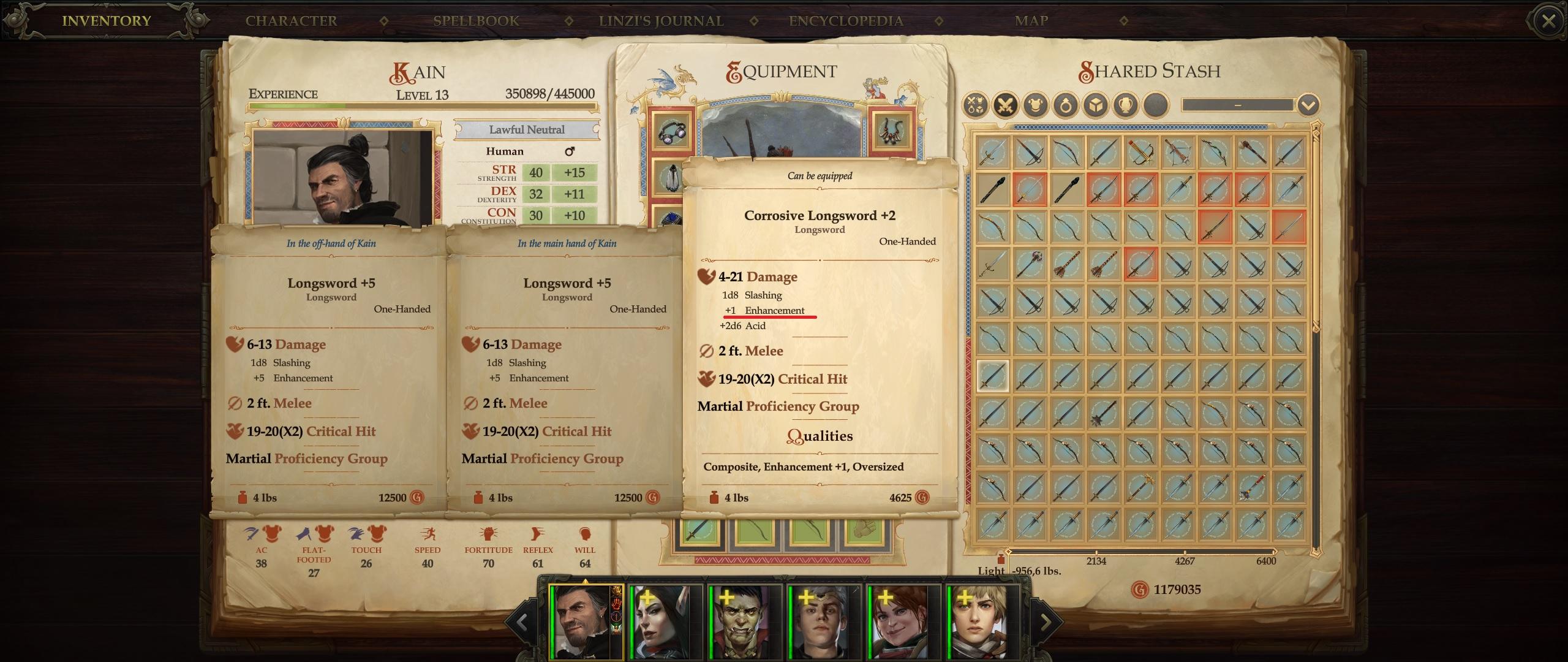 Steam Community :: Guide :: Pathfinder: Kingmaker cheat