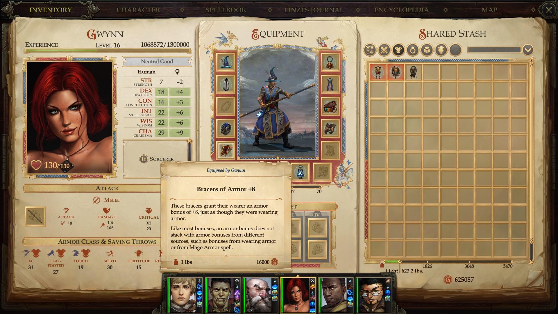 Spellcasters are kind of useless :: Pathfinder: Kingmaker