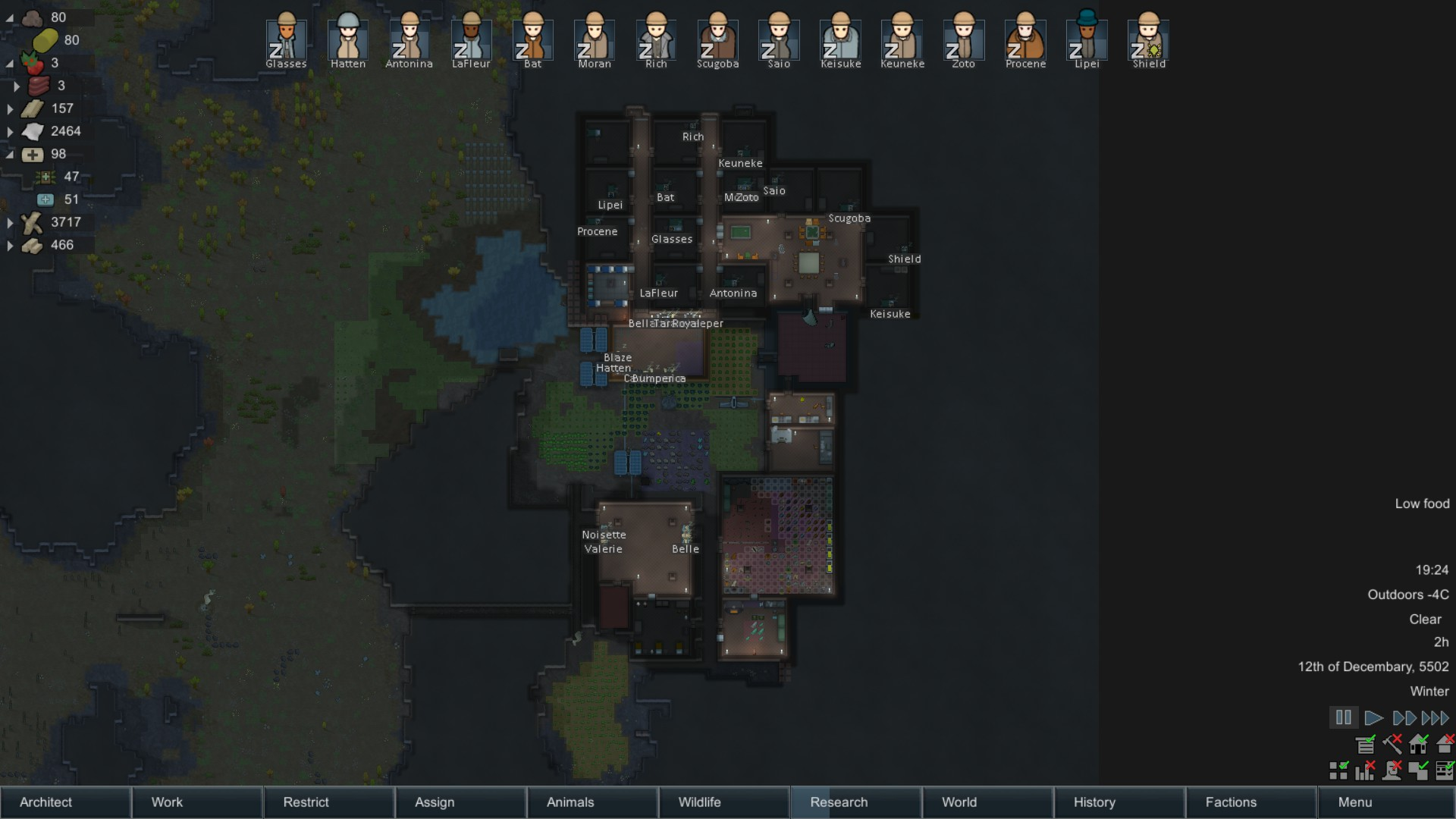 Fabulous Rimworld Alpha Ars Technica Openforum Gmtry Best Dining Table And Chair Ideas Images Gmtryco