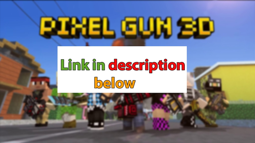 Steam közösség :: :: *Exclusive* Pixel Gun 3D - How To Get