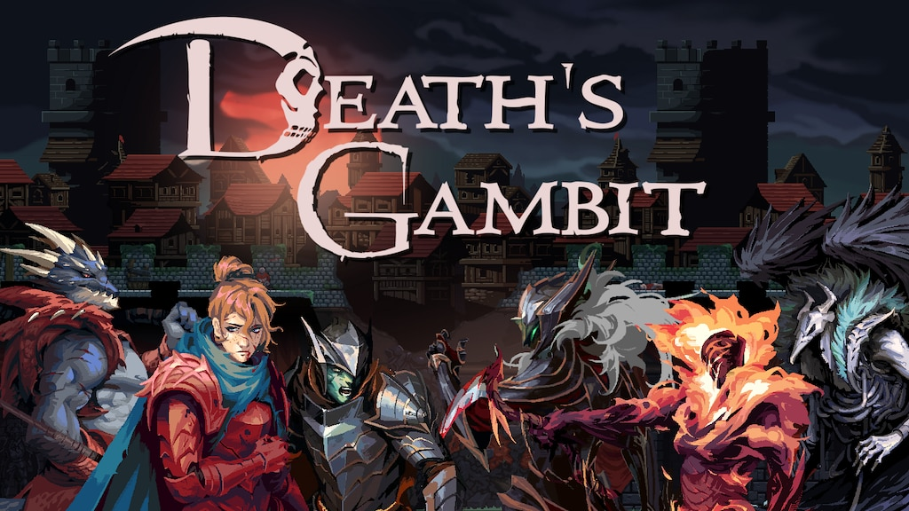 Steam Community :: Death's Gambit