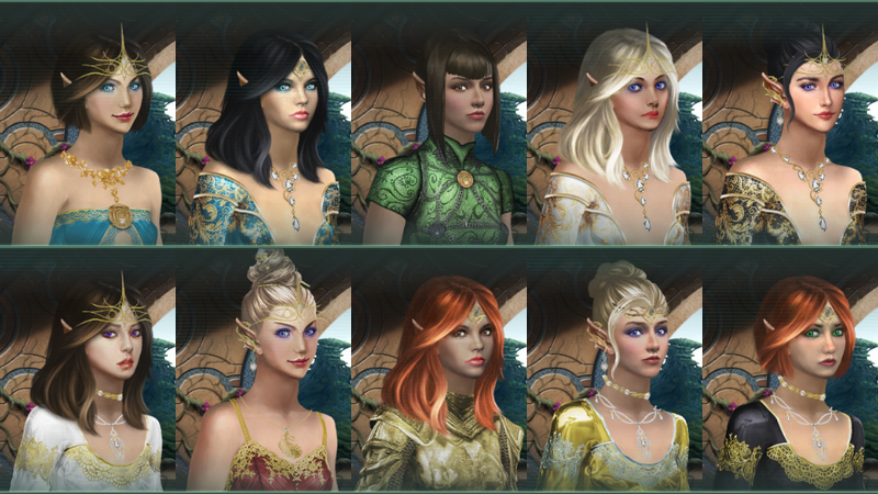 Steam Workshop Elves Of Stellaris