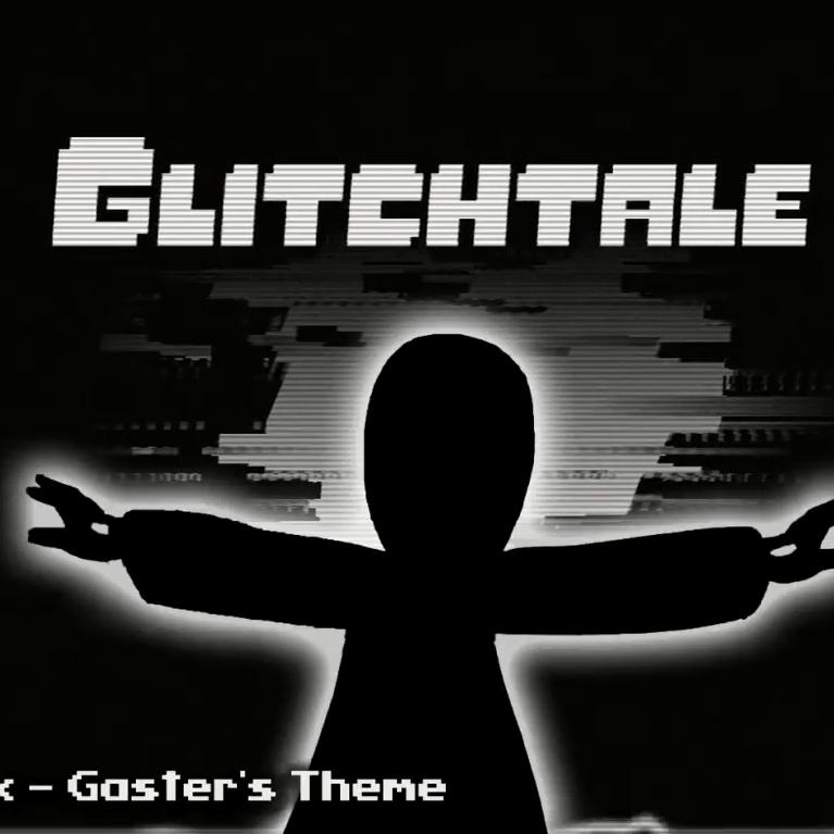 Steam Workshop Glitchtale Ost Vantablack Gaster S Theme