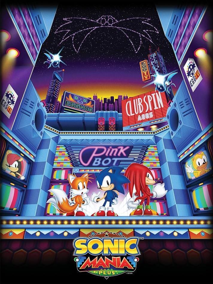 Steam Community :: :: Sonic Mania Plus: Studiopolis