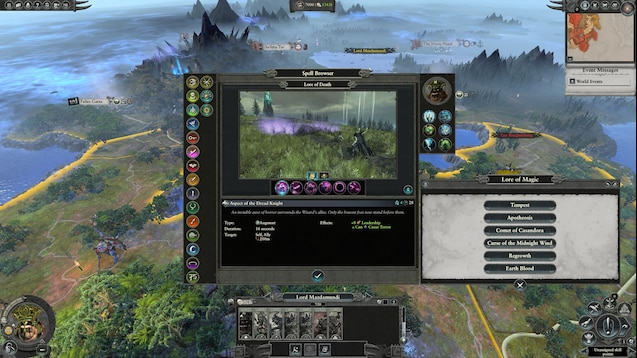Steam Workshop :: Mixed Lores - Spellcaster Overhauls