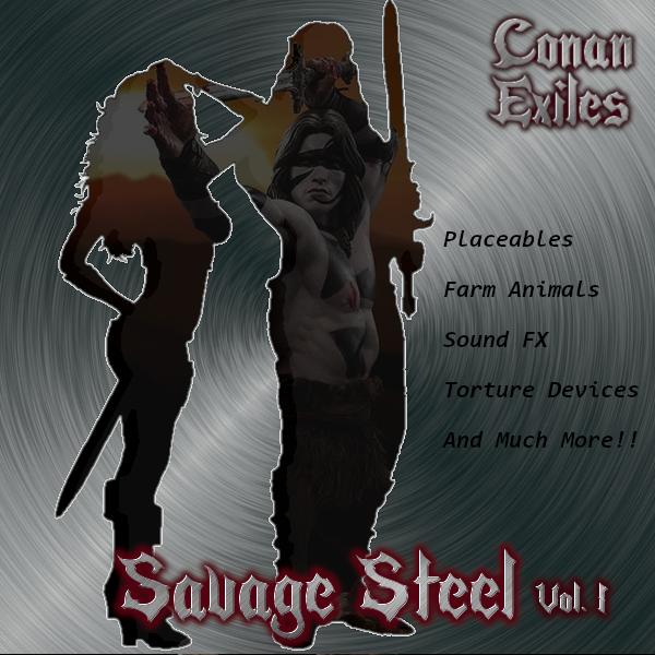 Savage Steel