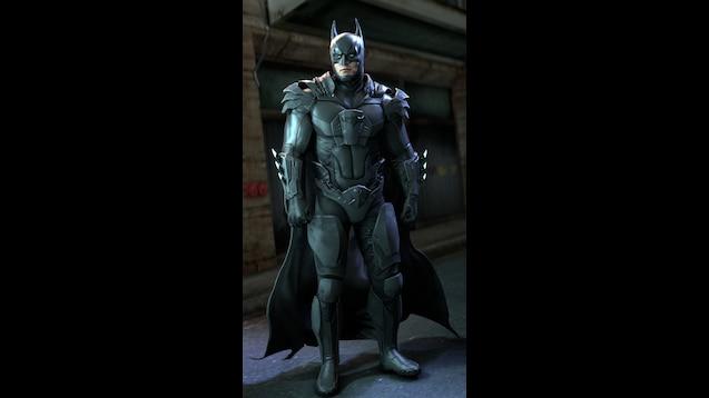 Steam Workshop :: Injustice 2 - Batman